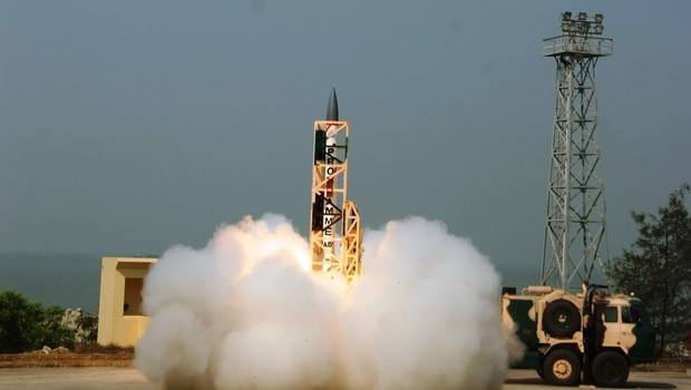 fact Interceptor Missile
